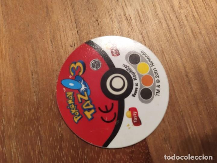Juguetes antiguos y Juegos de colección: TAZO POKEMON HOLOGRAFICO 3 PHANPY - DONPHAN - Foto 2 - 183610472