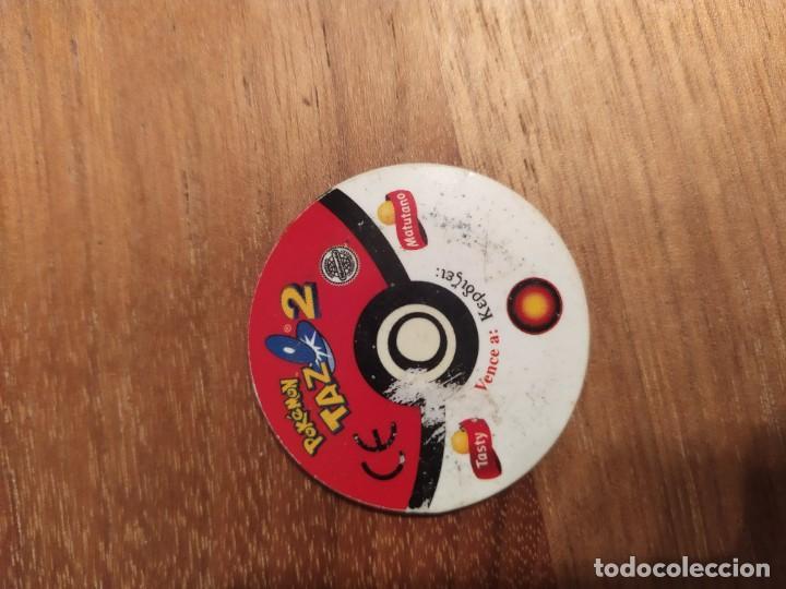 Juguetes antiguos y Juegos de colección: TAZO POKEMON HOLOGRAFICO 2 DRGONITE - DRAGONAIR - DRATINI - Foto 2 - 183611167