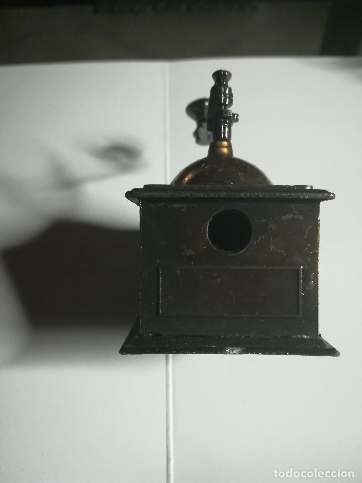Juguetes antiguos y Juegos de colección: IMPRESIONANTE COLECCIÓN ANTIGUAS MINIATURAS DE HIERRO, DIE-CAST. ANTIQUE FINISHED. PENCIL SHARPENER. - Foto 26 - 184324075