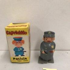 Juguetes antiguos y Juegos de colección: ANTIGUO JUGUETE CAPRICHITO POLICÍA. Lote 185229850