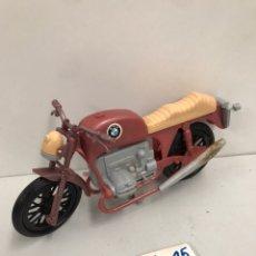 Juguetes antiguos y Juegos de colección: ANTIGUA MOTO BMW JUEGUETE DE QUIOSCO AÑOS 70. Lote 185746827