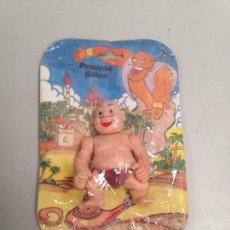 Juguetes antiguos y Juegos de colección: JUGUETE ANTIGUO EN BLISTER PEQUEÑO GENIO. Lote 187431358