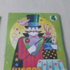 Brinquedos antigos e Jogos de coleção: ANTIGUO JUEGO Nº 4 JUEGOS MAGIA EDUCA REGALO PROMOCIONAL DE CEREALES NESTLE AÑOS 80 / 90. Lote 188548635