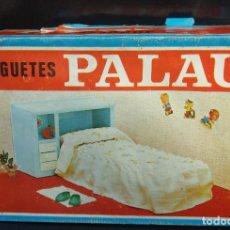 Juguetes antiguos y Juegos de colección: DORMITORIO DE PALAU. Lote 188838587