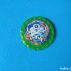Brinquedos antigos e Jogos de coleção: DRAGON BALL Z / GT CHAPS N° 99 TRANSPARENT MATUTANO TAZOS CHAPA TAZO CHAP CHAPAS CHEETOS. Lote 249124105