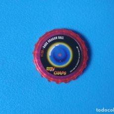 Juguetes antiguos y Juegos de colección: DRAGON BALL Z / GT CHAPS N° 126 TRANSPARENT MATUTANO TAZOS CHAPA TAZO CHAP CHAPAS CHEETOS. Lote 277301443