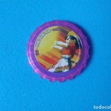 Juguetes antiguos y Juegos de colección: DRAGON BALL Z / GT CHAPS N° 89 TRANSPARENT MATUTANO TAZOS CHAPA TAZO CHAP CHAPAS CHEETOS. Lote 277301508