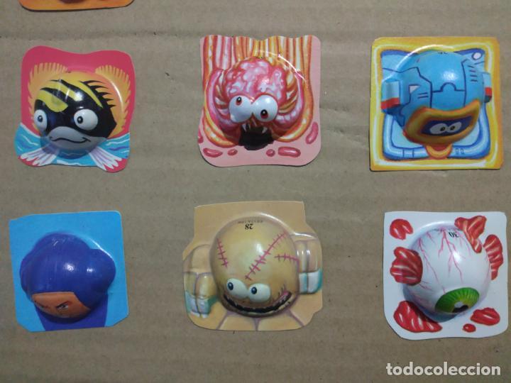 Juguetes antiguos y Juegos de colección: BOOMER - BOBOLS 1996 MEDIA COLECCION LOTE MUY DIFICILES CHICLES NO DUNKIN KINDER BOLLYCAO TAZOS - Foto 2 - 191292600