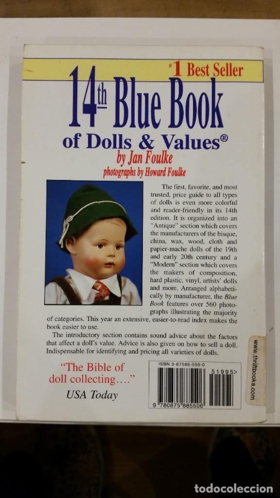 Juguetes antiguos y Juegos de colección: 14 th Blue Book Dolld&Values- Jan Foulke - Foto 2 - 192634491