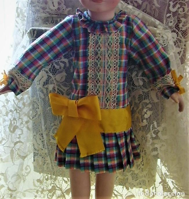 VESTIDO PARA MUÑECA ANTIGUA (Juguetes - Vestidos y Accesorios Muñeca Extranjera Antigua)