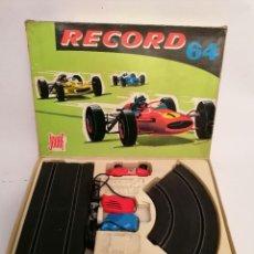 Giocattoli antichi e Giochi di collezione: ANTIGUO RECORD 64 BABY P - AÑO 1968. Lote 193279263
