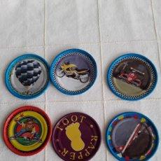 Juguetes antiguos y Juegos de colección: 6 RAPPERS. Lote 193907712