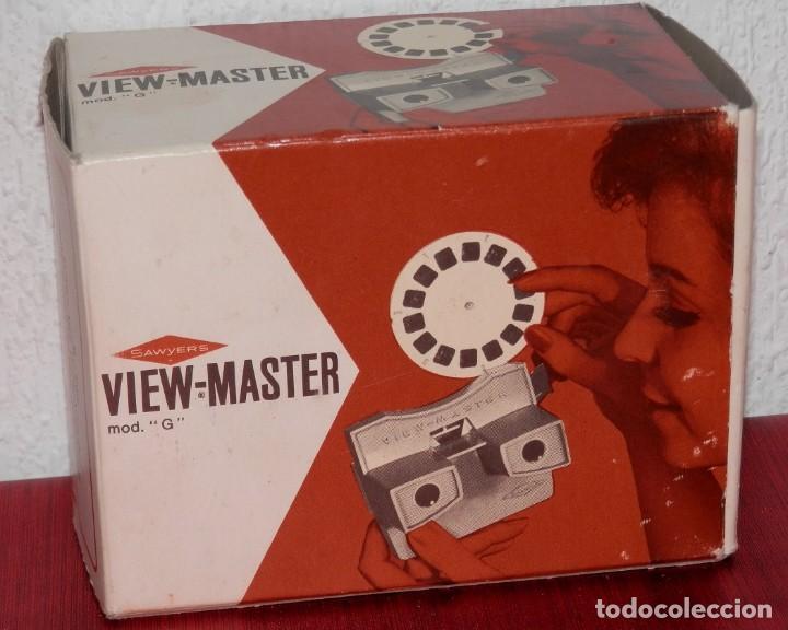 ANTIGUO JUGUETE VIEW-MASTER (Juguetes - Varios)