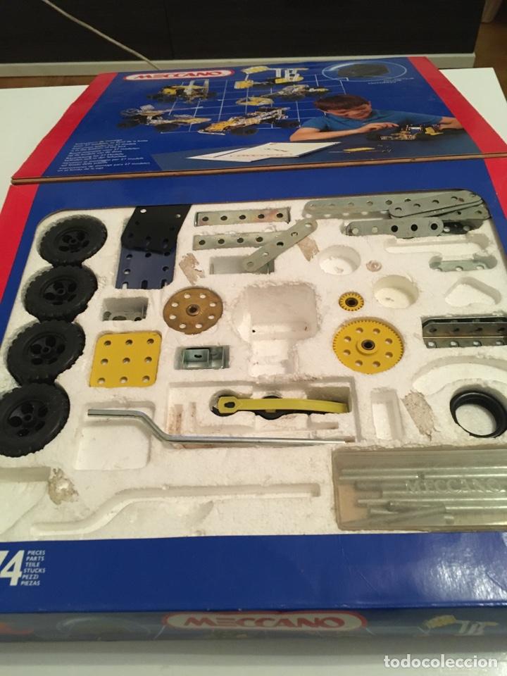 Juguetes antiguos y Juegos de colección: MECCANO PARA PIEZAS REPUESTO - Foto 2 - 194239983