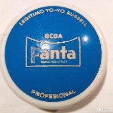 Juguetes antiguos y Juegos de colección: LEGITIMO YOYO RUSSELL BEBA FANTA. Lote 194330317