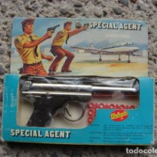 Juguetes antiguos y Juegos de colección: PISTOLA SPECIAL AGENT 44 AUTO MAGNUM - REDONDO. Lote 194330633