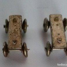 Juguetes antiguos y Juegos de colección: ANTIGUOS PATINES MUÑECA. Lote 194396071