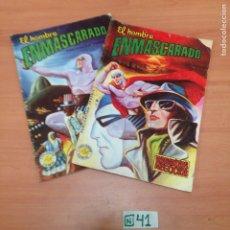 Juguetes antiguos y Juegos de colección: EL HOMBRE ENMASCARADO. Lote 194640701