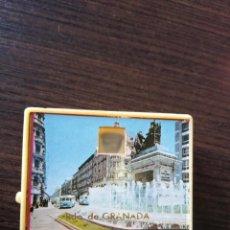 Juguetes antiguos y Juegos de colección: VISOR ANTIGUO TELEVISION RECUERDO DE GRANADA - FUNCIONA. Lote 194783478