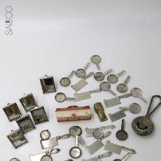 Juguetes antiguos y Juegos de colección: LOTE DE JUGUETES ANTIGUOS. Lote 194859543