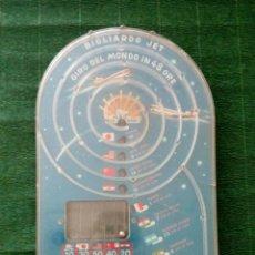Juguetes antiguos y Juegos de colección: BIGLIARDO JET JUEGO DE LOS AÑOS 60. Lote 194881728