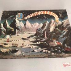 Juguetes antiguos y Juegos de colección: OBJETIVO LA LUNA. Lote 194901862
