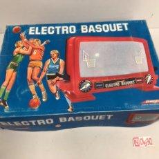 Juguetes antiguos y Juegos de colección: ANTIGUA CAJA ELECTRO BASQUET DE PACTRA. AÑOS 70. MADE IN SPAIN.. Lote 194973263