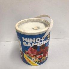 Juguetes antiguos y Juegos de colección: MINO BAMBINO. Lote 194973891