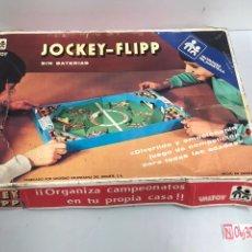 Juguetes antiguos y Juegos de colección: JOCKEY FLIP. Lote 194974531