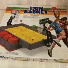 Juguetes antiguos y Juegos de colección: EXIN BASKET, JUEGO DE MESA AÑOS 80. Lote 195024927