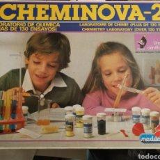 Juguetes antiguos y Juegos de colección: CHEMINOVA 2. Lote 195025271