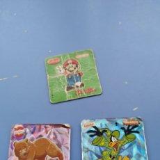 Juguetes antiguos y Juegos de colección: STAKS VARIOS CUETARA NINTENDO Y BABYBEL DISNEY. Lote 195207120