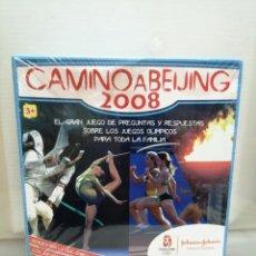 Juguetes antiguos y Juegos de colección: JUEGO CAMINO A BEIJING 2008 PRECINTADO . Lote 195247973