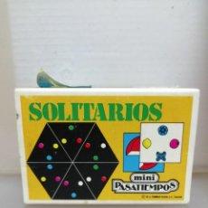 Juguetes antiguos y Juegos de colección: MINI PASATIEMPOS EDUCA AÑOS 80 SOLITARIOS . Lote 195248010