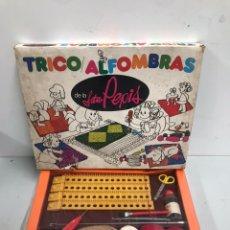 Juguetes antiguos y Juegos de colección: TRICO ALFOMBRAS DE LA SRA PEPIS. Lote 195319898
