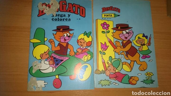 DON GATO PINTA Y JUEGA Y COLOREA (Juguetes - Varios)
