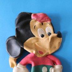 Juguetes antiguos y Juegos de colección: BOLSA DE AGUA - DISNEY MICKEY MOUSE - DUARRY - CONSERVA TAPÓN. Lote 195343807