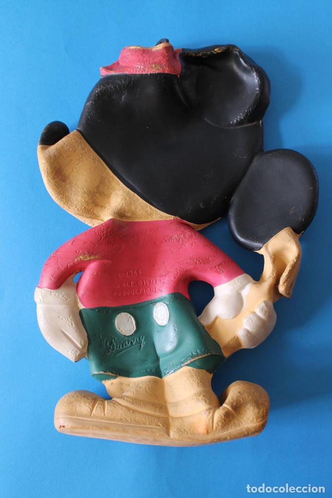 Juguetes antiguos y Juegos de colección: Bolsa de Agua - Disney Mickey Mouse - Duarry - Conserva Tapón - Foto 2 - 195343807