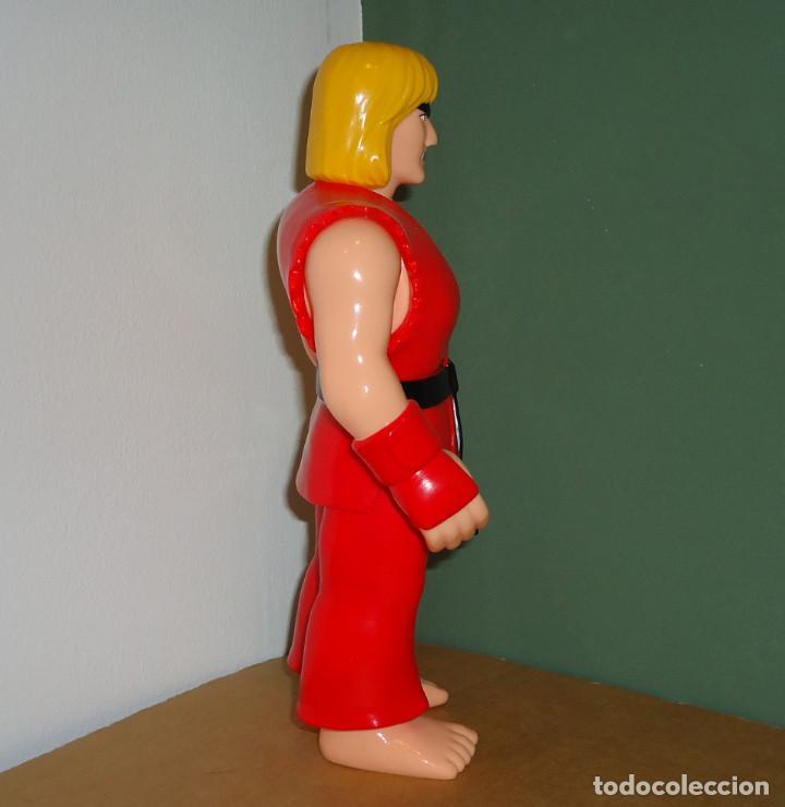 Juguetes antiguos y Juegos de colección: Street Fighter - Ken (Dune, 2014) Figura de vinilo japonés (Sofubi) - Foto 2 - 195480967