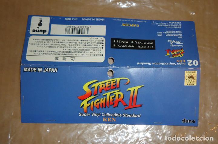 Juguetes antiguos y Juegos de colección: Street Fighter - Ken (Dune, 2014) Figura de vinilo japonés (Sofubi) - Foto 6 - 195480967