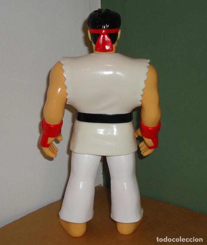 Juguetes antiguos y Juegos de colección: Street Fighter - Ryu (Dune, 2014) Figura de vinilo japonés (Sofubi) - Foto 3 - 195481015