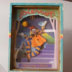 Juguetes antiguos y Juegos de colección: DANCING CLOWN. Lote 195551166