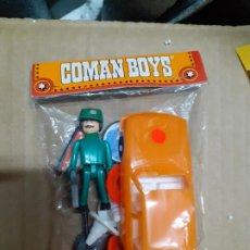 Juguetes antiguos y Juegos de colección: COMAN BOYS ORIGINALES SIN USO. Lote 200304347