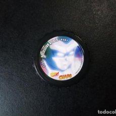 Juguetes antiguos y Juegos de colección: DRAGON BALL Z / GT CHAPS N° 101 TRANSPARENT MATUTANO TAZOS CHAPA TAZO CHAP CHAPAS CHEETOS. Lote 277301428
