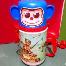 Brinquedos antigos e Jogos de coleção: CANTIMPLORA INFANTIL SHAMBERS (MÁS 5 EUROS GASTOS DE ENVÍO) 15 CM APROX DE ALTO. Lote 243996440