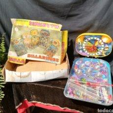 Juguetes antiguos y Juegos de colección: VIEJO PINBALL ELECTRÓNICO GALAXIA 2000. Lote 202255193