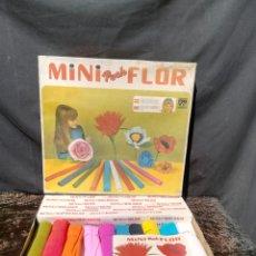 Juguetes antiguos y Juegos de colección: MINI FLOR DE PAPEL 1972. Lote 202259050