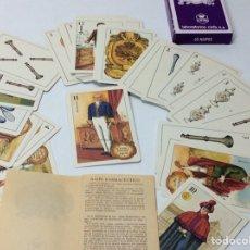 Juguetes antiguos y Juegos de colección: NAIPE FARMACÉUTICA. Lote 202831897