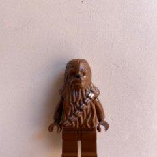 Juguetes antiguos y Juegos de colección: CHEWBACCA STAR WARS DE LEGO - LA GUERRA DE LAS GALAXIAS EN PERFECTO ESTADO STARWARS. Lote 203805275