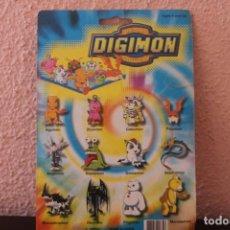 Jouets Anciens et Jeux de collection: 6 MUÑECOS DIGITAL DIGIMON MONSTERS. Lote 203850386